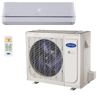 Carrier Ductless System - Spokane, WA