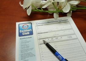Comfort Club - Maintenance Plans - R&R Heating and Air Conditioning