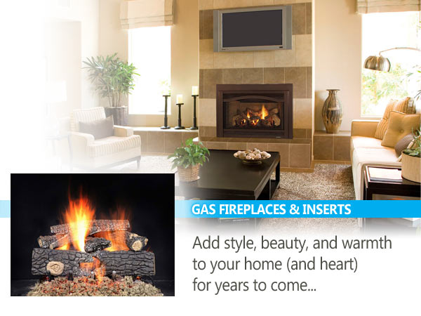 Fireplaces and Inserts - Spokane and Coeur d'Alene