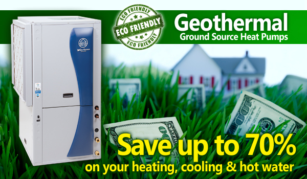 Geothermal Systems - Spokane and Coeur d'Alene