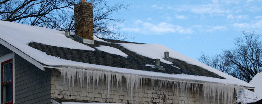 Prevent Ice Dams - Spokane and Coeur d'Alene