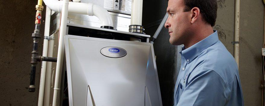Replace Heating System - Furnace / Heat Pump