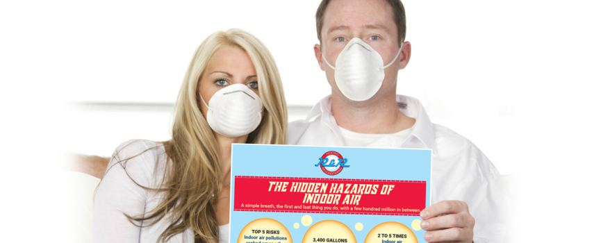 Hazards Of Indoor Air - Spokane and Coeur d'Alene