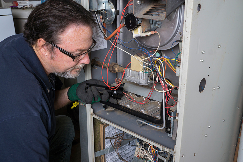 Gas & Electric Furnace Repair Service - Spokane and Idaho - R&R