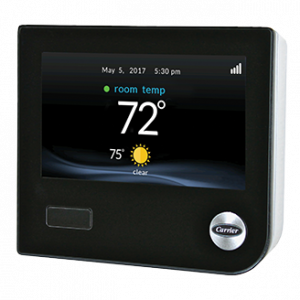 Carrier Infinity Thermostat - R&R Heating & Air Conditioning