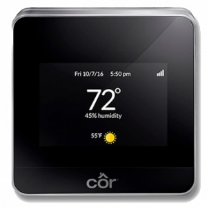 Cor Smart Thermostat - R&R Heating & Air Conditioning