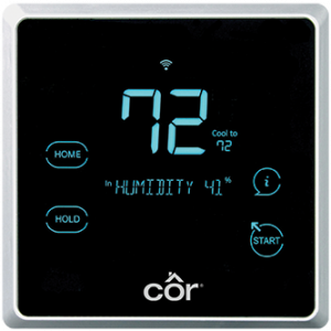 Carrier Smart Thermostat - R&R Heating & Air Conditioning