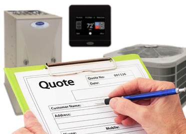 Request An Estimate - R&R Heating and Air Conditioning