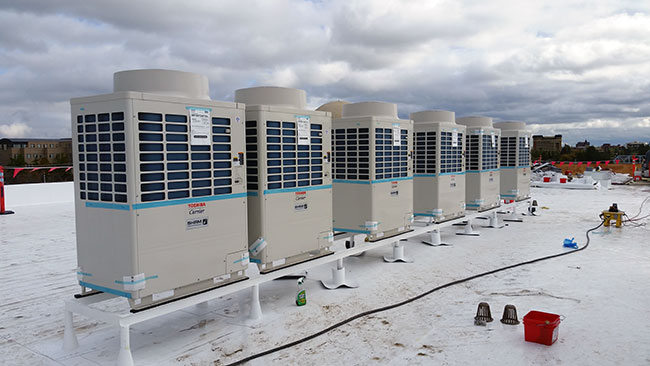 Commercial HVAC - R&R Heating and Air Conditioning