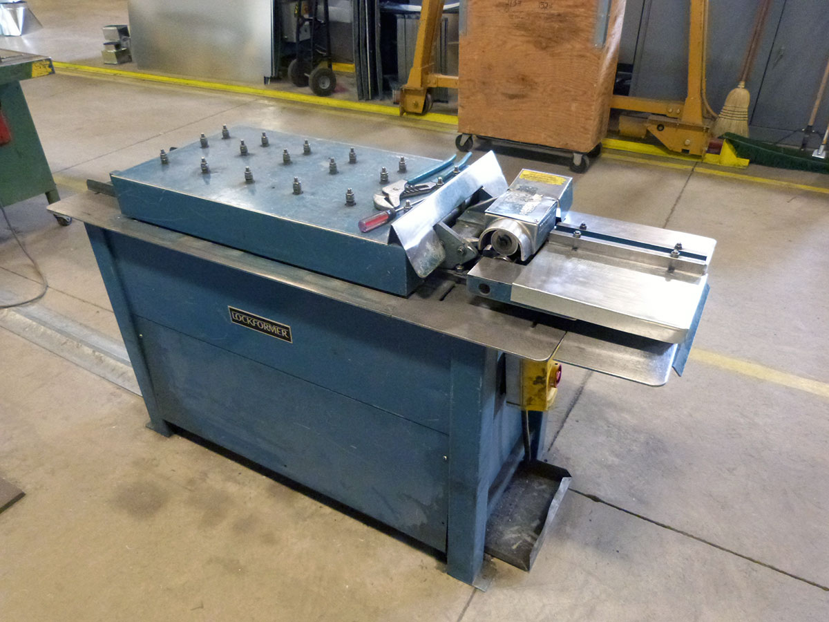 Sheet Metal Fabrication Shop - R&R Heating and Air Conditioning
