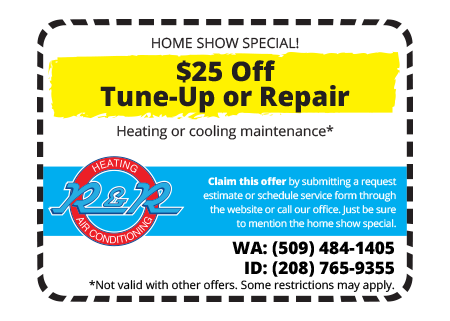 Heating or Cooling System Maintenance - $25 Off Tune Up