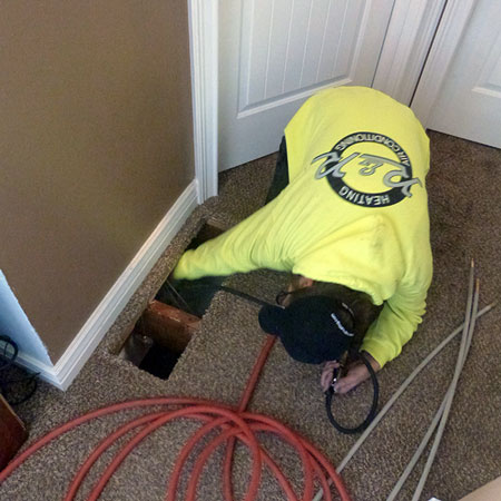 Commercial Duct Cleaning - R&R Heating and Air Conditioning