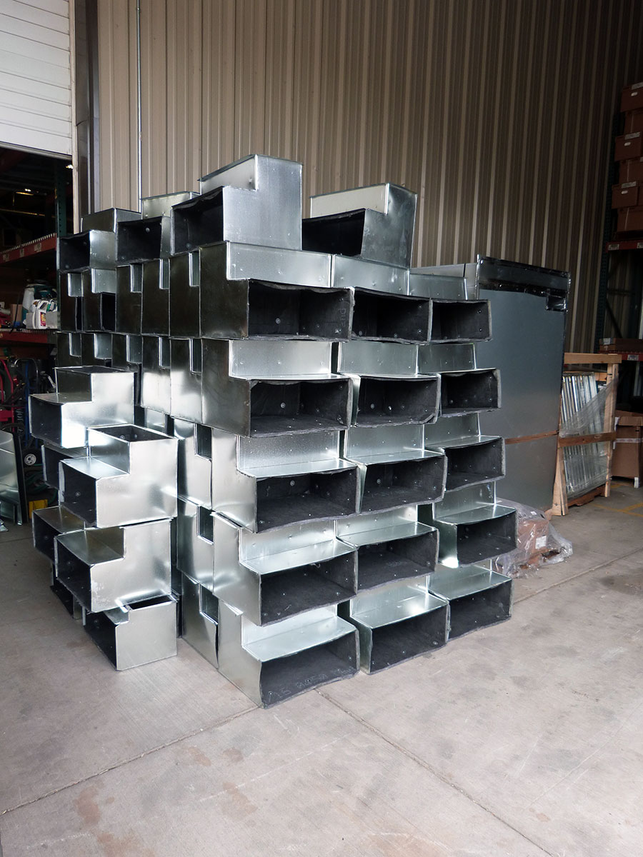 Sheet Metal Fabrication - HVAC- R&R Heating and Air Conditioning