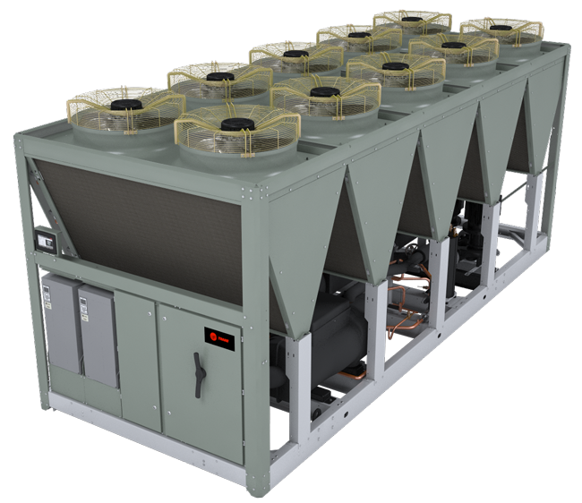 Sintesis Trane Chiller- R&R Heating and Air Conditioning