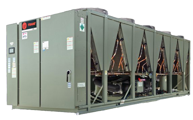 StealthHelical Rotary Chiller- R&R Heating and Air Conditioning