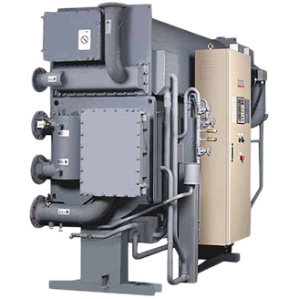Carrier Water-Cooled Chiller- R&R Heating and Air Conditioning
