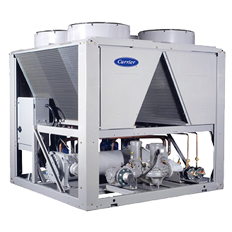 Carrier AquaSnap Chiller- R&R Heating and Air Conditioning