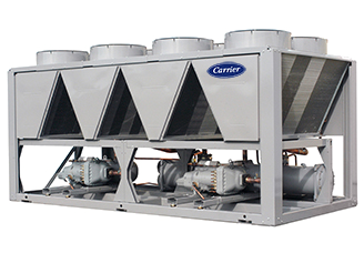 Carrier AquaForce Chiller- R&R Heating and Air Conditioning