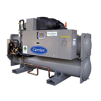 Water-Cooled Chiller- R&R Heating and Air Conditioning