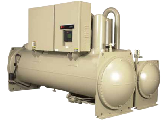Optimus Helical Rotary Chiller - R&R Heating and Air Conditioning