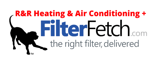Filter Fetch - Air Filters - R&R Heating and Air Conditioning