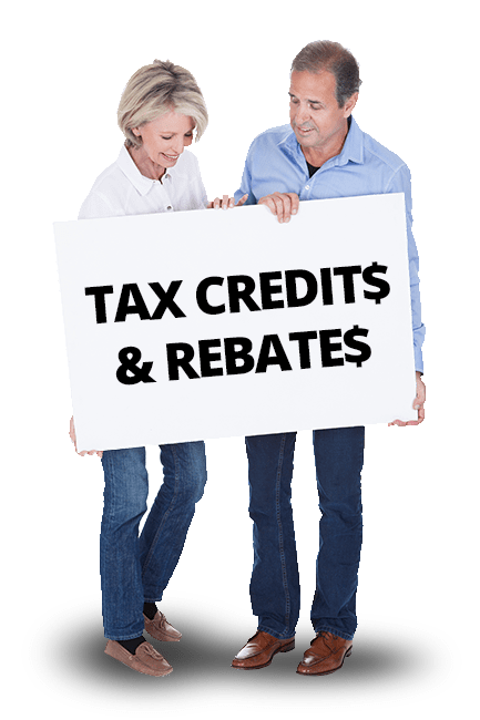 Tax Credits & Utility Rebates - R&R Heating and Air Conditioning