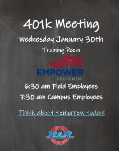 R&R Heating and Air Conditioning - 401k Meeting