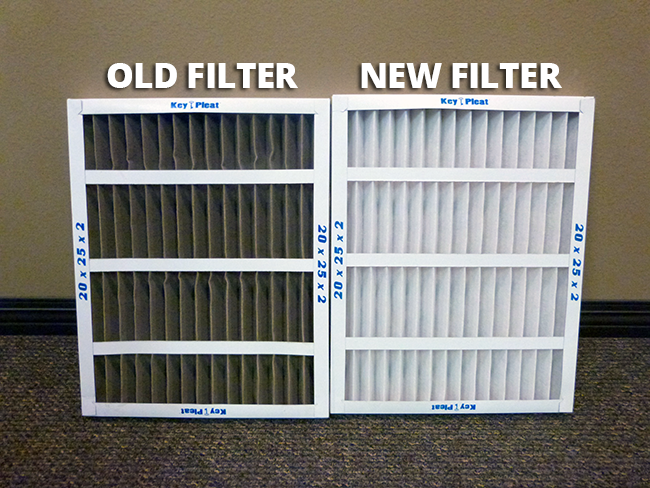 R&R Heating and Air Conditioning - Order Furnace Filters