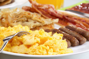 R&R Heating and Air Conditioning - Breakfast