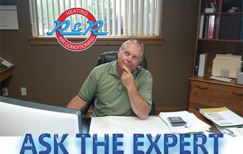 Ask The Expert When You Have A HVAC Question