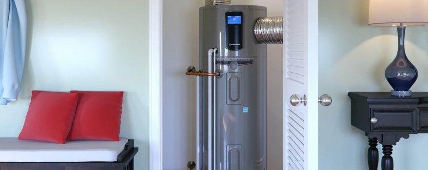 Benefits of a Heat Pump Water Heater Versus Electric