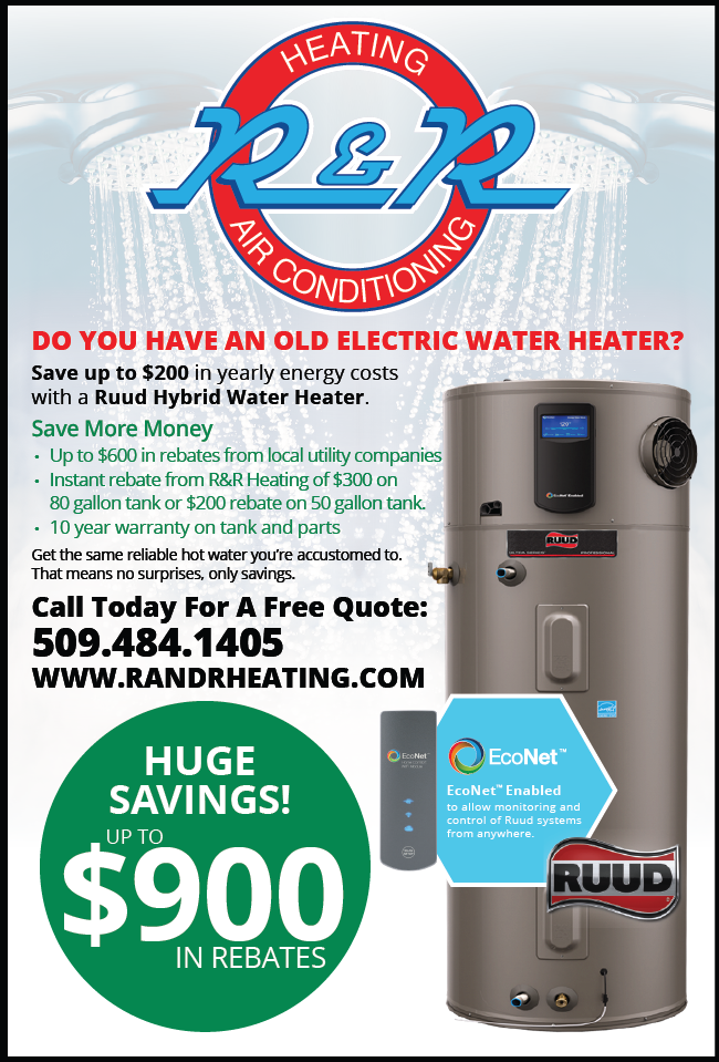 Hybrid Water Heater - Rebates
