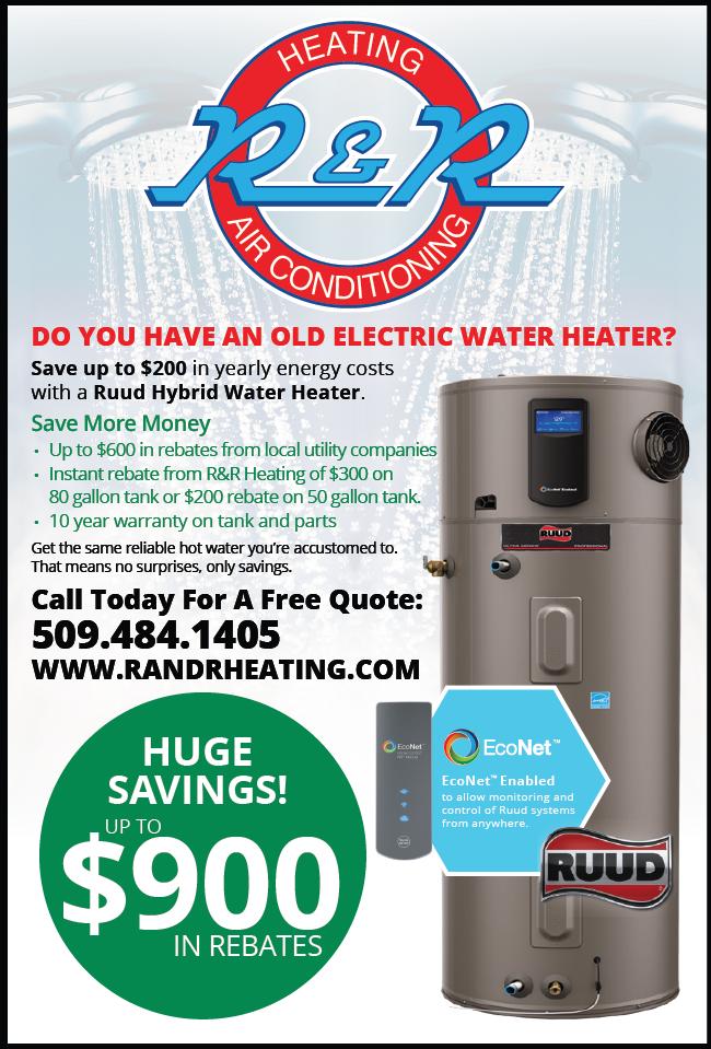 Hybrid Water Heater - Rebates